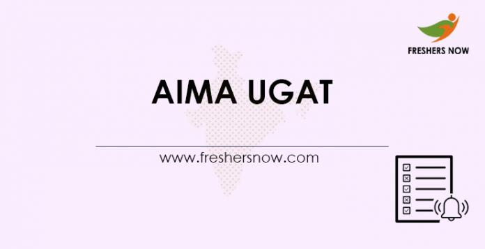 AIMA UGAT 2021
