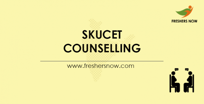 SKUCET Counselling
