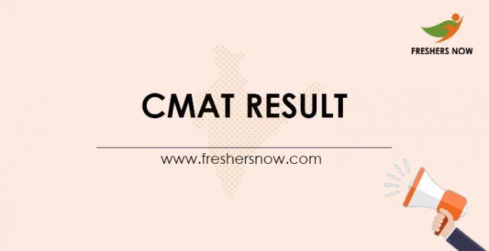 CMAT Result