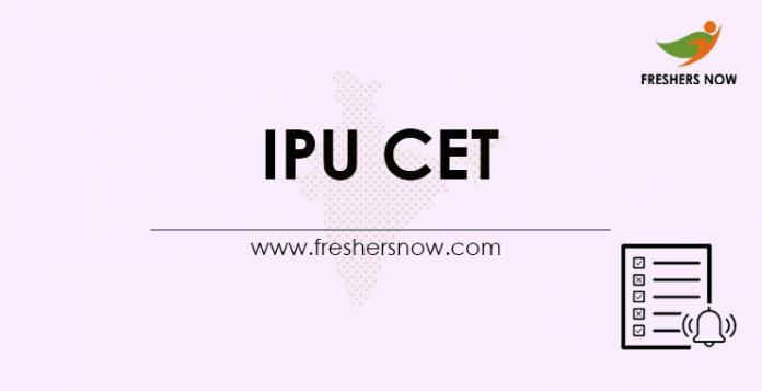 IPU CET 2021
