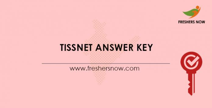 TISSNET-Answer-Key