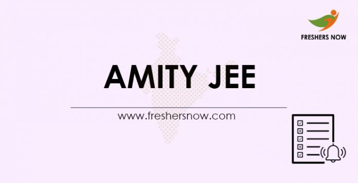 AMITY-JEE