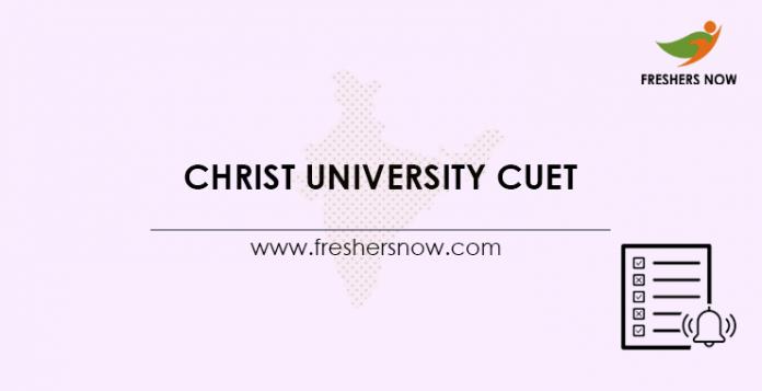 Christ-University-CUET