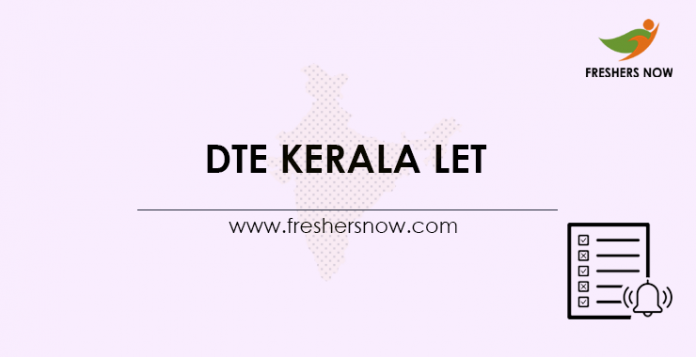 DTE-Kerala-LET