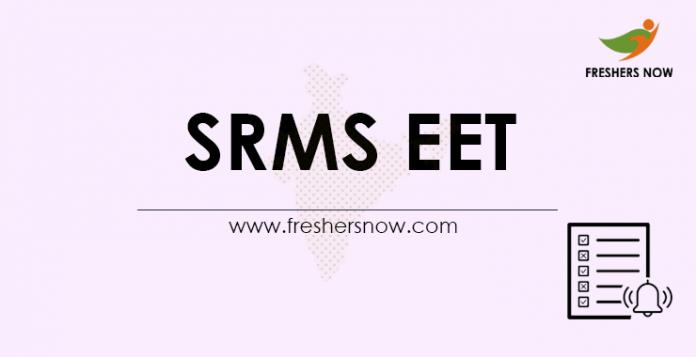 SRMS EET 2021