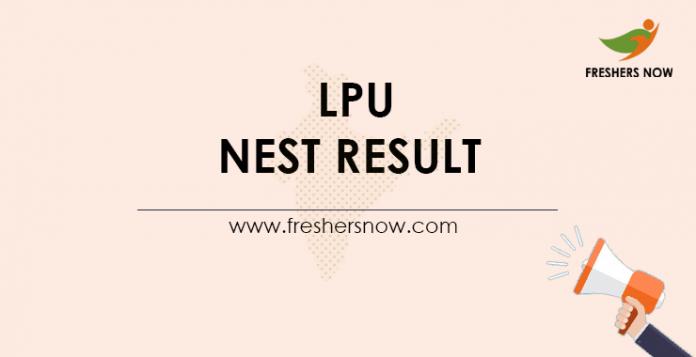 LPU-NEST-Result