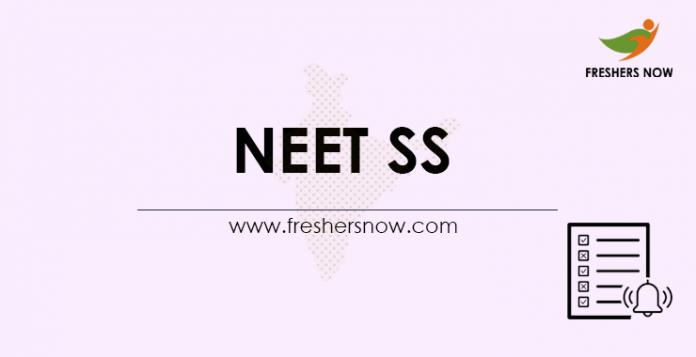 NEET-SS