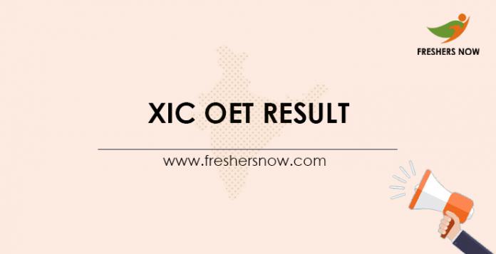 XIC-OET-Result