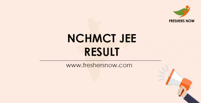 NCHMCT-JEE-Result