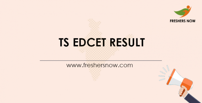 TS-EdCET-Result