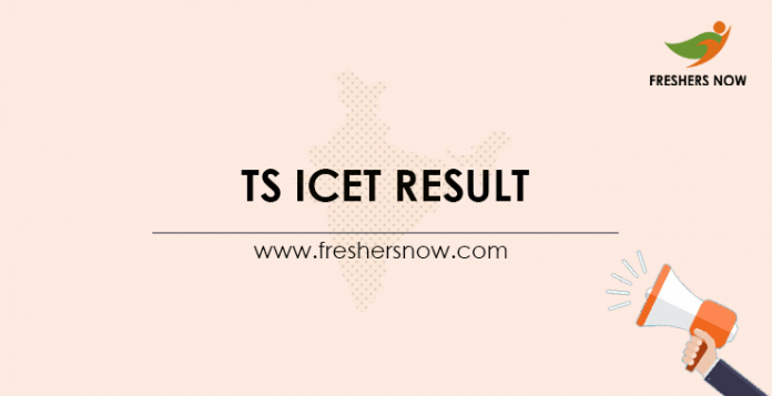 TS ICET Result