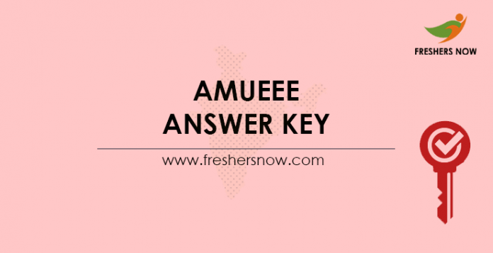 AMUEEE-Answer-Key