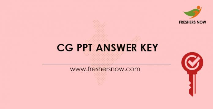 CG-PPT-Answer-Key